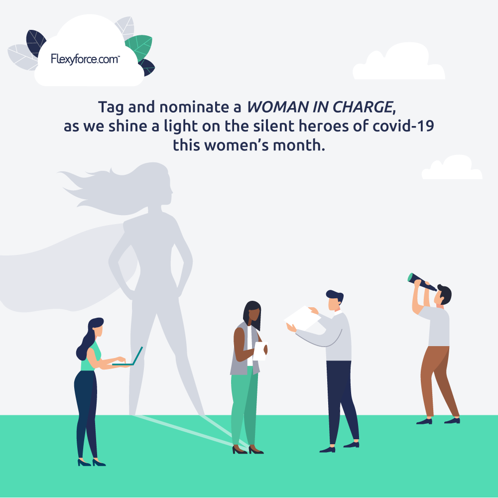 women in charge nomination